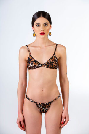 costume leopardato