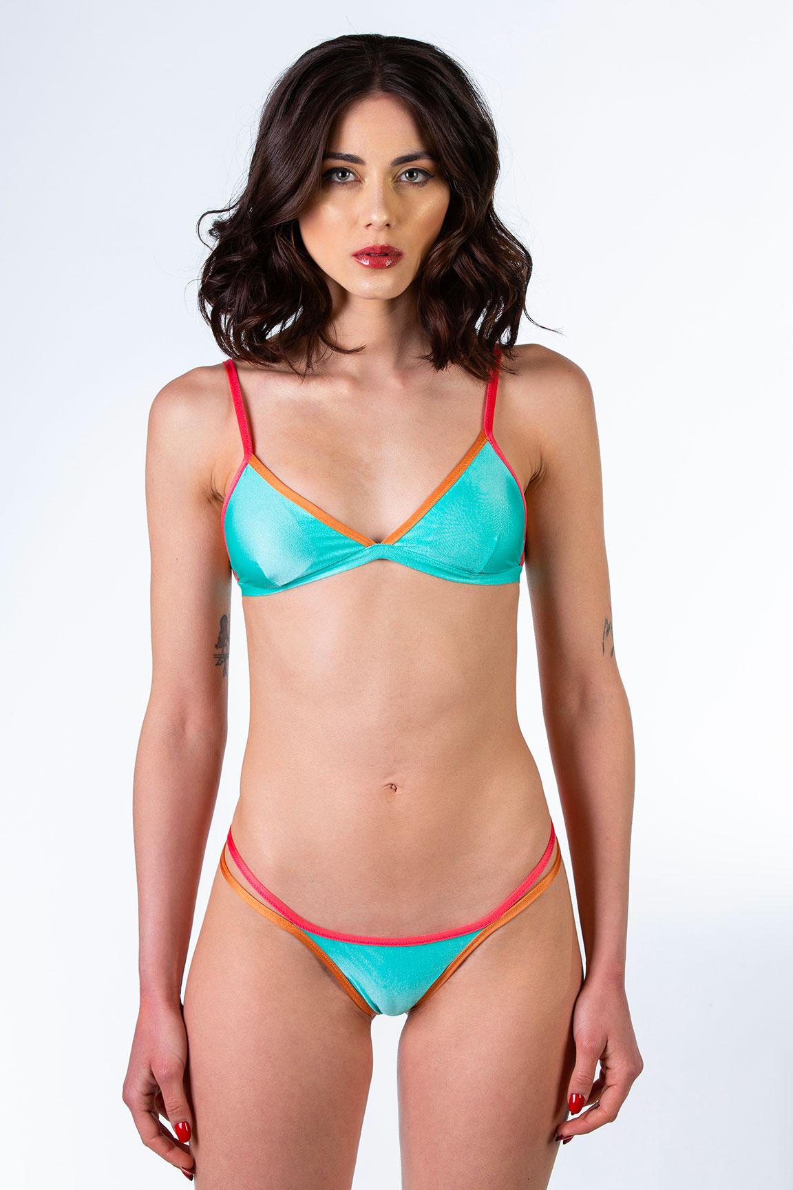 40c131ac0d más amor official > Prodotti > Costumi da bagno > Bikini Triangolo Fisso e  Slip Brasiliano – Acqua Marina. In offerta! 🔍. costume da bagno acqua  marina